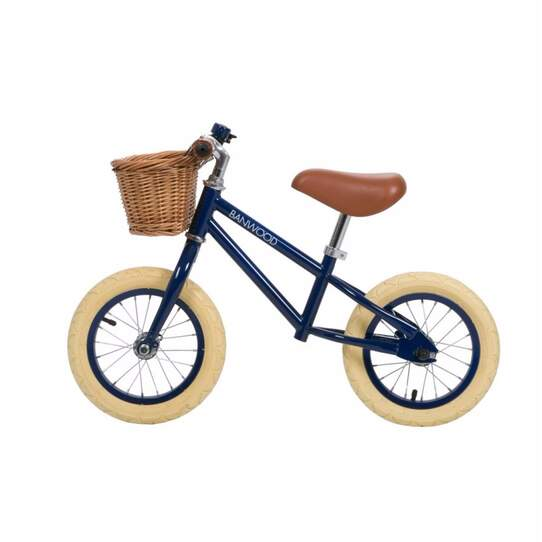 Banwood First Go balancecykel, navy